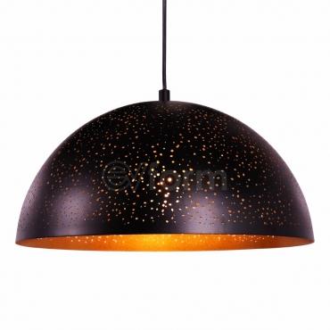 Stern Yıldız Efektli Siyah Sarkıt Avize 2215