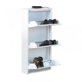Kapıönü Kilitli Metal Ayakkabılık Düşerkapaklı 50x103cm