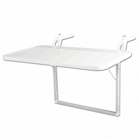 Perilla Katlanır Balkon Masası 40x80cm