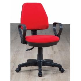 Amartisörlü Tekerli Çalışma Sandalyesi Kolçaklı