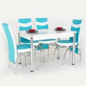 Mutfak Masası Rigid 110cm Beyaz