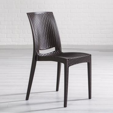 Rattan Kolsuz Sandalye