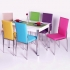 Favorite Mutfak 6 Sandalye Masa Takımı - Mercan
