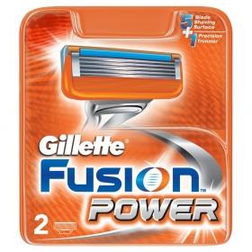 Gillette Fusion Power Yedek Tıraş Bıçağı 2'li