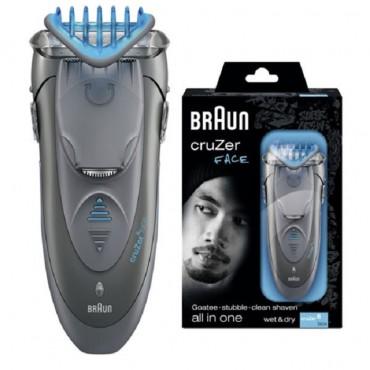 Braun Cruzer 6 Face Tıraş Makinesi Islak ve Kuru
