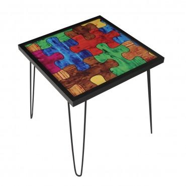 Evform Puzzle Yan Sehpa