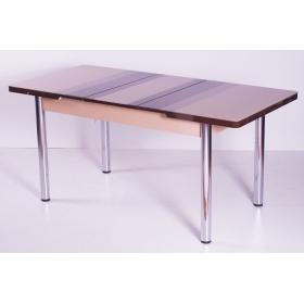 Masa Sandalye Takımı 4 Sandalye ve Masa - Favorite Mürdüm Karışık Renkli