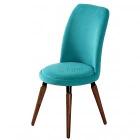 Stork Tay Tüyü Kumaş Sandalye - 6 Renk Seçenekli