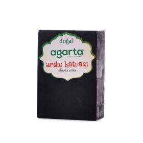 Agarta Ardıç Katranı El Yapımı Sağlıklı Cilt Sabunu 150 Gr