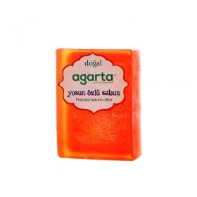 Agarta Yosun Özlü Doğal El Yapımı Sabun 150 Gr