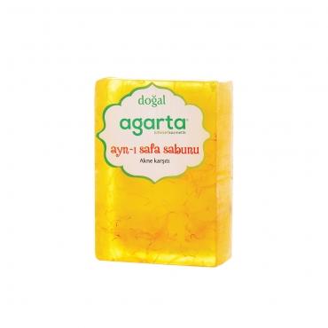 Agarta Ayn-ı Sefa Doğal El Yapımı Akne Karşıtı Sabun 150 Gr