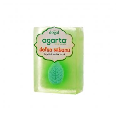 Agarta Defne Doğal El Yapımı Sabun 150 Gr
