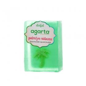 Agarta Palmiye Özlü Doğal El Yapımı Sabun 150 Gr