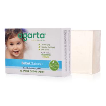 Agarta Doğal El Yapımı Bebek Sabunu 150 Gr
