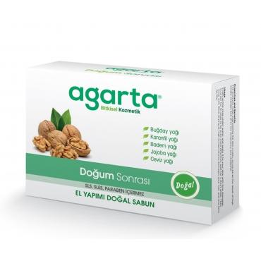Agarta Doğal El Yapımı Doğum Sonrası Sabunu 150 Gr