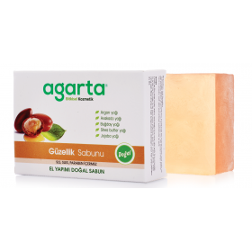 Agarta Doğal El Yapımı Güzellik Sabunu 150 Gr