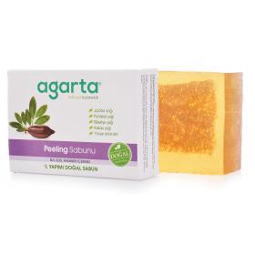 Agarta Selülit ve Peeling Doğal El Yapımı Sabun 150 Gr