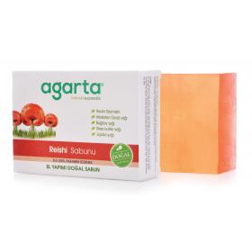 Agarta Reishi Mantarı El Yapımı Doğal Sabun 150 Gr