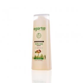 Agarta Doğal Yağlı Saçlar İçin Yağlı Saç Bakım Şampuanı 400 Ml