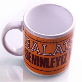 Galatasaray Lisanslı Porselen Kupa Bardak Mgm 1905 Mug