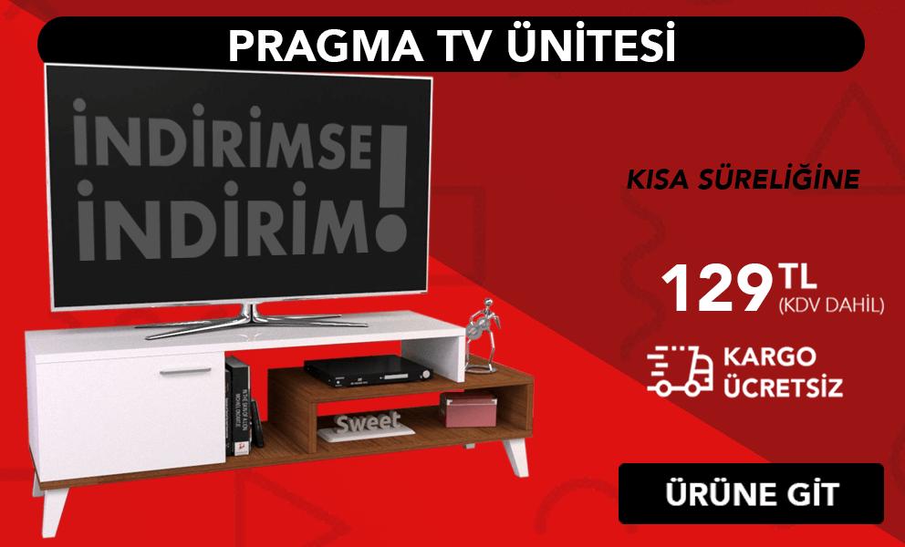 Pragma TV Ünitesi
